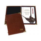 Capa para envelopemesas formato quarto- 4 folhas