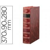 Porta revistas em cartao serie premier. 370 x 90 x 280