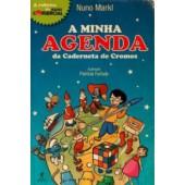 A minha agenda caderneta de cromos