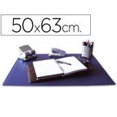 Base secretaria q-connect - azul - 500x650 mm.