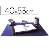 Base secretaria q-connect - azul - 400x530 mm.