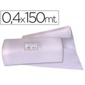 Plastico com bolhas liderpapel - rolos 0.40x150 mt
