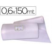 Plastico com bolhas liderpapel - rolos 0.60x150 m