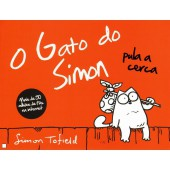 O gato do simon pula a cerca