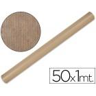 Papel kraft rolo-castanho.1mt x 50mt.65 grs/m2