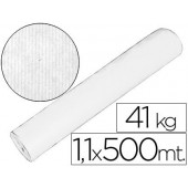 Papel kraft branco 1.10 mt x500 mts. 41 kgs.