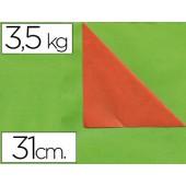 Papel fantasia verjurado vdc-001 dupla cara -bobine de 31 cm-3.5kg.