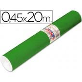 Rolo auto-adesivo aironfix. c or verde brilho