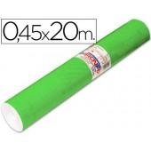 Rolo auto-adesivo aironfix. cor verde medio