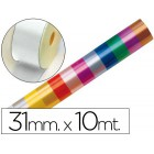 Fita fantasia branca 10mtx31mm