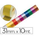 Fita fantasia dourada 10mtx31mm