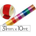 Fita fantasia vermelha 10mtx31mm