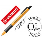 Esferografica stabilo pointball 0.5 mm cor preto