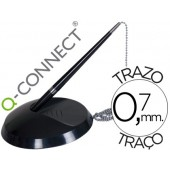 Esferografica extensivel q-connect - com suporte