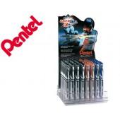 Expositor roller pentel bl57 energel com 6