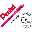 Roller pentel energel bl107 0.7mm rosa