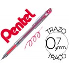 Roller pentel slicci 0.7mm rosa
