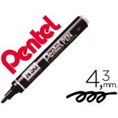Marcador pentel n50 permanente preto