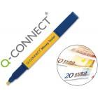 Marcador euro tester pen-para detectar notas euro falsas