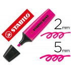 Marcador fluorescente stabilo boss70 rosa