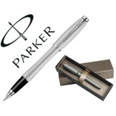 Caneta parker urban fast track-silver