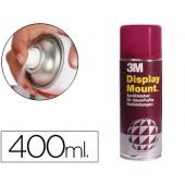 Cola spray display mount adesivo permamente emb. de 400 ml.