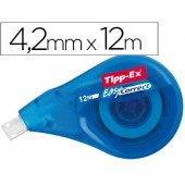 Corrector tipp-ex easy lateral 4.2 mm x12mts