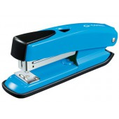 Agrafador q-connect. plastico abs - azul