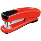 Agrafador q-connect metalico. cap. 20 folhas - vermelho