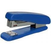 Agrafador q-connect kf-11064 plastico azul -capacidade 25 folhas