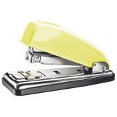 Agrafador petrus 226 amarelo mellow yellow capacidadeee 30 folhas