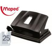 Furador maped essentials metal capacidadee 25 folhas