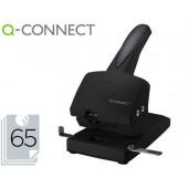 Furador q-connect. capacidade 65 fls
