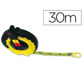 Fita metrica q-connect 30 mt x15 mm - em blister