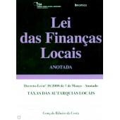 Lei das finanças locais  anotada