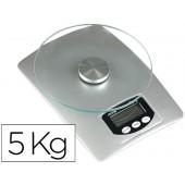 Balanca de escritorio q-connect. electronica. cap. 5 kg.