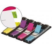Bandas separadoras de cores brilhantes. dispens.de 140