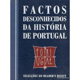 Factos desconhecidos da história de portugal