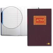 Livro de actas liderpapel 100 folhas formato 220x315 mm