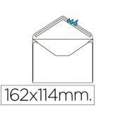 Envelope c6 114x162 mm branco