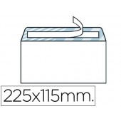 Envelope americano 115x225mm s/janela