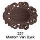 Patine de cera 37ml marron v. dyck