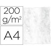 Papel pergamino din a4 troquelado 200 gr cor marmoreados cinza embalagem de 25 folhas