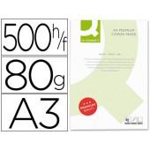 Papel fotocopia q-connect. a3. emb. 500 folhas. 80 grs