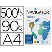 Papel fotocopia navigator. a4. emb. 500 folhas. 90 grs