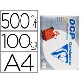 Papel fotocopia clairefontaine din a4100 gramas embalagem de 500 folhas