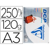 Papel fotocopia clairefontaine din a3120 gramas embalagem de 250 folhas