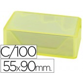 Cartoes de visita em caixa com100. 250 grs/mì. 90x55 mm