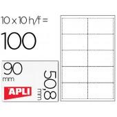 Cartoes de visita pli microperforada 200 grs acabamento mate 90x50.8 mm impressora tinteiro e laser.