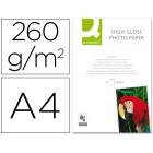 Papel fotografia gloss. caixa 20 fls. 260 grs. papel revestido
